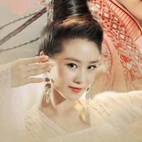 中国人气女星刘诗诗最新头像