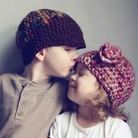 英伦风格小孩情侣QQ头像 超唯美