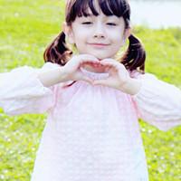 红爆网络的欧美小女孩QQ头像 可以作为姐妹头像使用