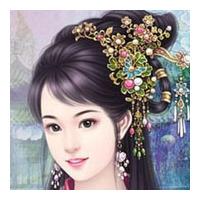 古典鼠�L美女QQ�^像(23��)