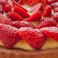 看起来口感超好的草莓QQ头像 唯美范