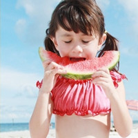 好看的西瓜头像:那年夏天,我们和西瓜有个约会