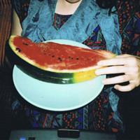 有西瓜的夏天才算完整 大爱西瓜头像