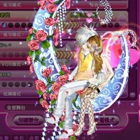 时尚的QQ炫舞资料头像 女生