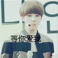 吴世勋头像:爱EXO,爱吴世勋,爱生活