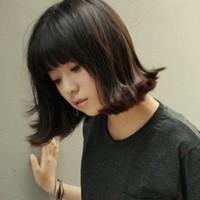 韩国大美妞刘玄真QQ头像:没有受过伤的你才笑我太脆弱