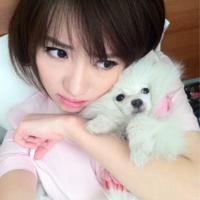 美女明星刘萌萌最新QQ头像图片大全