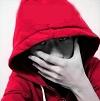 很孤独的男生伤感头像:爱随着冬天的到来渐渐变冷了