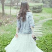 爱穿裙子的漂亮女生头像 很唯美