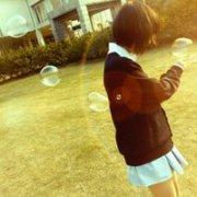 气质很高的高校女生QQ时尚头像