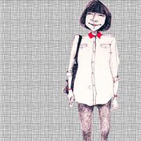 网友原创手绘的QQ重口味个性头像图片
