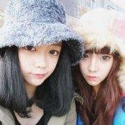 QQ女生姐妹头像图片:我俩是好闺蜜