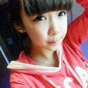 卖萌的可爱女生QQ头像:自己开始与这个世界格格不入了