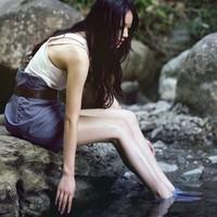 专用于微博认证的高清气质美女QQ头像 意境风格