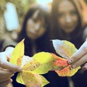 友谊令人羡慕的非主流姐妹花头像