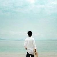 面朝大海的欧美意境男头像(十八张)