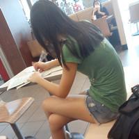 qq游戏排行榜前10名_长发飘飘的美女背面头像 长发女生QQ背影头像