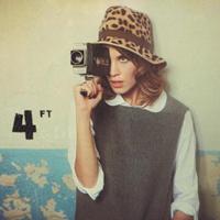 放飞爱情的欧美女生唯美头像图片