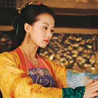 古装美女明星好看的QQ头像图片