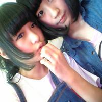 麦烟烟QQ头像 麦烟烟姐妹头像图片