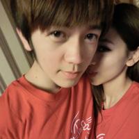 依然爱你的QQ情侣头像