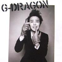 韩国当红偶g-dragon权志龙非主流头像
