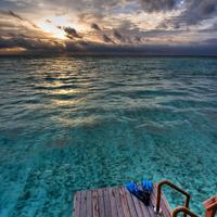 风景头像_马尔代夫qq头像 马尔代夫高清风景头像图片