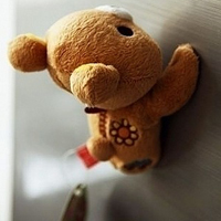 可爱的毛绒QQ头像,最爱毛绒玩具小熊咯