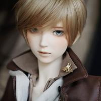 好看的搞笑美剧_十分帅气的SD娃娃男生头像,谁说男生不能用SD娃娃作为头像?