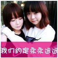 寂寞在滋长的伤感两姐妹QQ头像_心弦上那不逝的风景