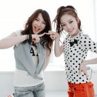 犯二风格的QQ闺蜜头像 犯二姐妹头像大全