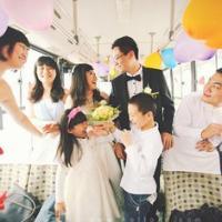 QQ幸福情侣头像 这样的婚礼或许才是你想要的