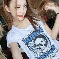 青春美丽活力四射的美女QQ头像 脸上的笑容看似真的