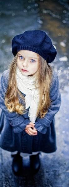 可爱的外国小女孩qq皮肤 她们是上天赐给人间的礼物(2)