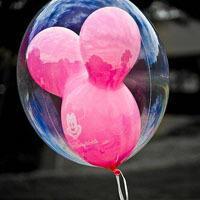 唯美好看的气球QQ头像 专属气球控们的头像
