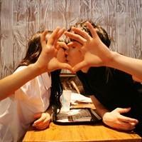 结局注定是分手的QQ伤感情侣头像 离别的爱恋