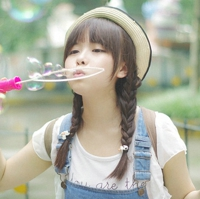 QQ唯美清纯女生头像 你尝试过傻等的感觉吗