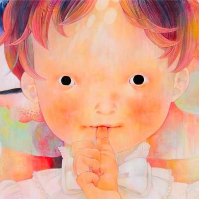 QQ重口味卡通头像 400*400的高清另类小孩头像图片