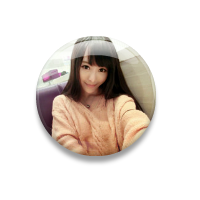 QQ透明水晶圆头像 女生专题