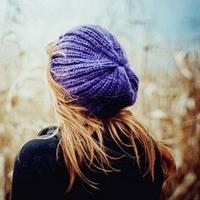 戴帽子的女生可爱头像,那些戴帽子的女孩们