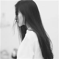 到头来还是一场空 黑白伤感美女头像