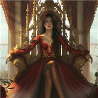 我的王国我做主 霸气动漫女王头像