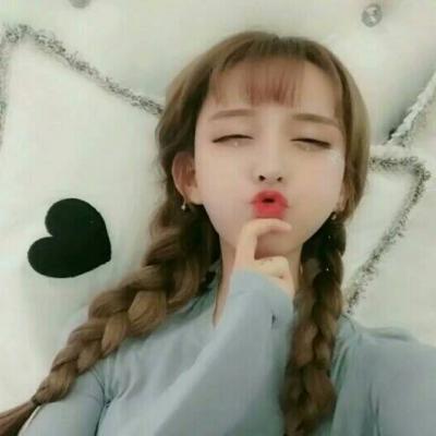 2018qq女生闺蜜头像两人两张甜美可爱 相思不苦单相思