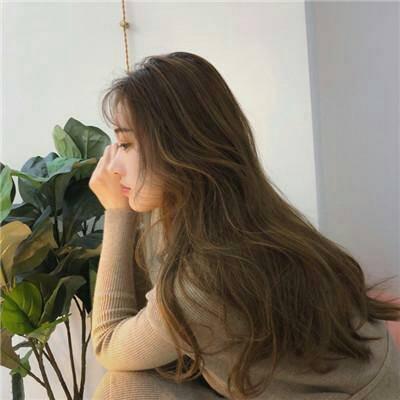 2018微信背影头像女生独一无二 长发清纯女生背影头像