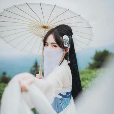 最新女生招桃花的古风微信头像 寓意好的唯美女生头像