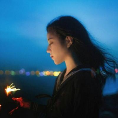 微信漂亮女生头像唯美气质范 要有梦想也要接受所有的