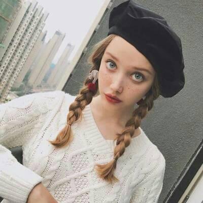 2018欧美女生头像霸气冷艳高清图片 有时候喜欢总是遥不可及
