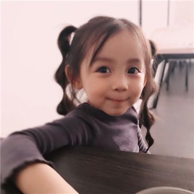 2018小女孩可爱头像高清图片 错过就错过总要有点性格