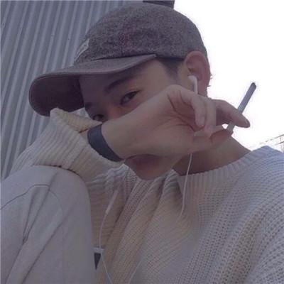 韩系帅哥清爽干净有气质图片 性格很随和脾气却不随