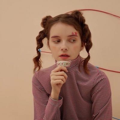 欧美贴吧头像女生搞怪可爱2018 我是谁我就是你的小可爱啊